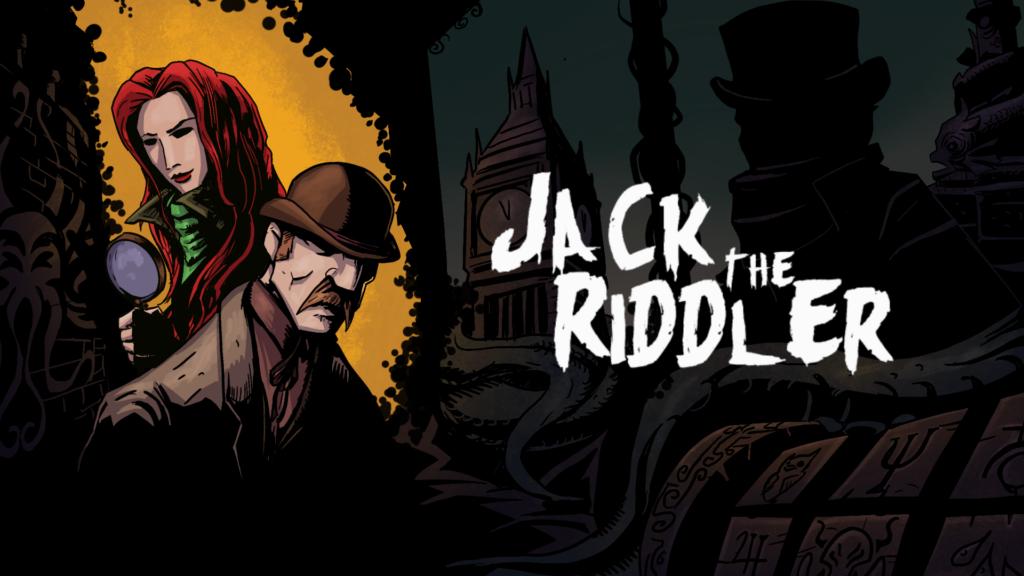 Jack the Riddler logo