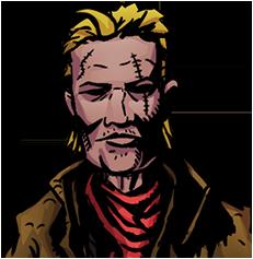 Jack the Riddler -tegneserie mørk stil engelskundervisning