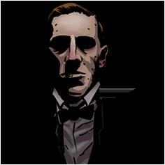 Jack the Riddler -lovecraftian engelskundervisning